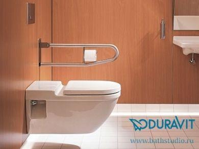 Унитаз подвесной Duravit Starck 3 220309