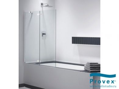 Шторка на ванну Provex Combi CK-1