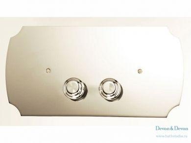 Devon&Devon Панель смыва, кнопочная