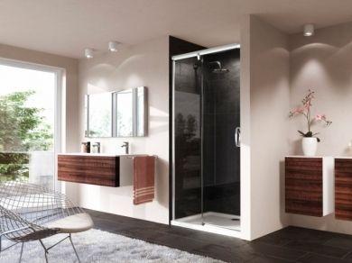 Дверь в нишу Huppe Aura Elegance 40141-40151